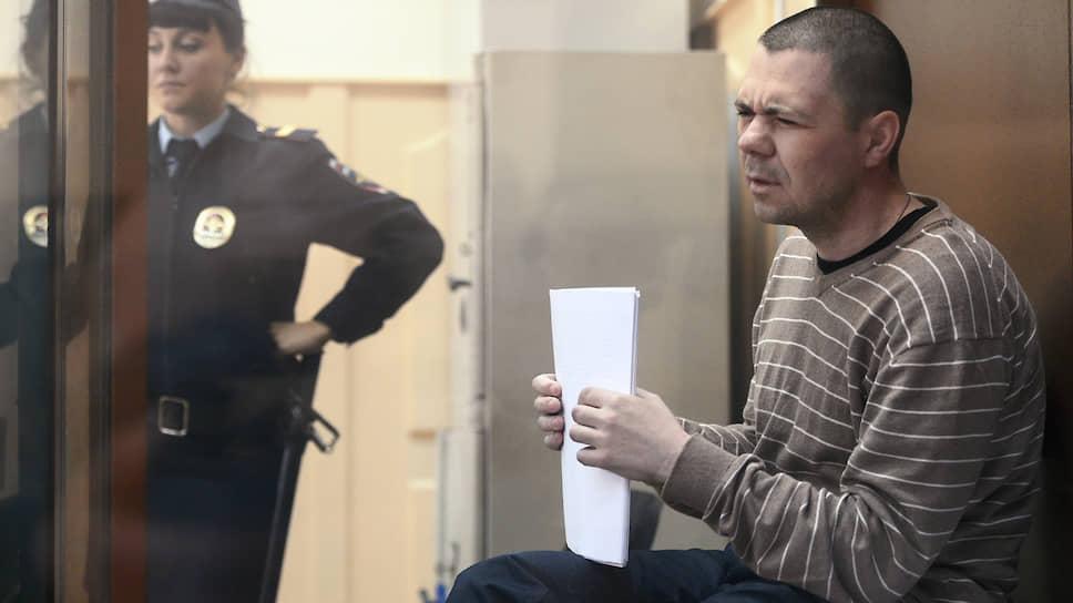 Бывший следователь Александр Сорокин считает, что его действия были неправильно квалифицированы