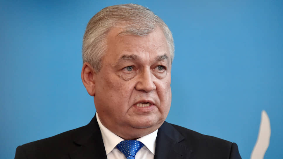 Спецпредставитель президента РФ по Сирии Александр Лаврентьев о ситуации в Сирии