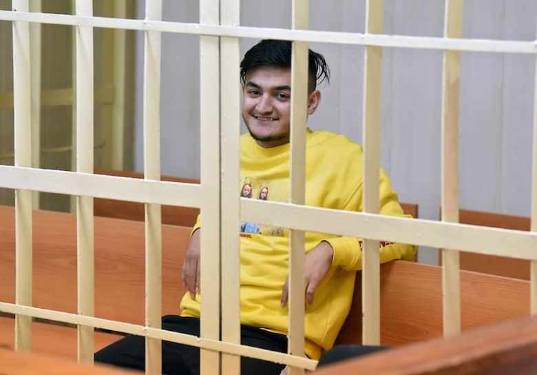 Самариддин Раджабов утверждал, что попал на митинг случайно, но это не уберегло его от ареста