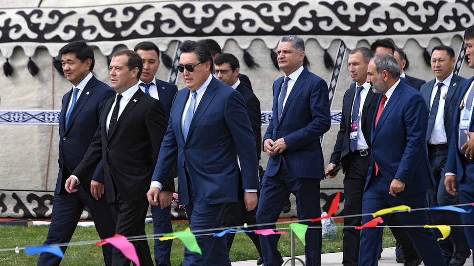 События в Киргизии не прервали поступательного движения участников заседания межправсовета ЕАЭС к интеграции