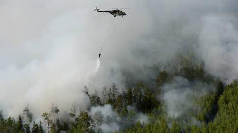 Природа свое сожжет // Площадь лесных пожаров растет вопреки всем тушениям