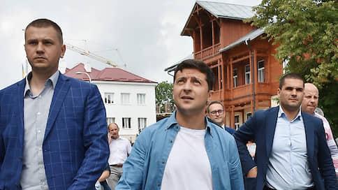 Украину взяли в надежные слуги // Какую страну строит Владимир Зеленский и его команда