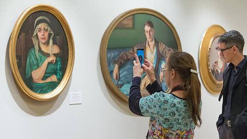 Профессия: декадент // Выставка Константина Сомова в Русском музее photo