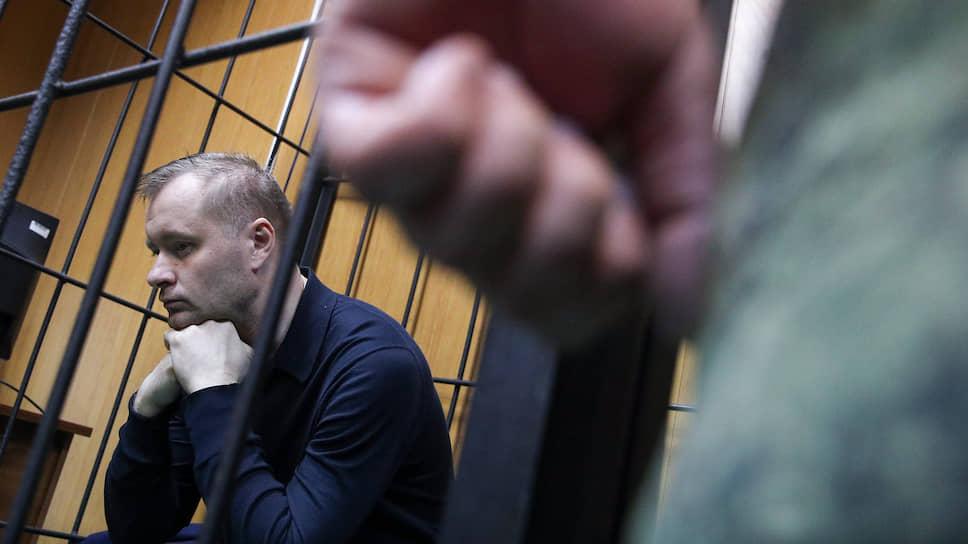 Михаила Барышева осталось окончательно обвинить и ознакомить с делом