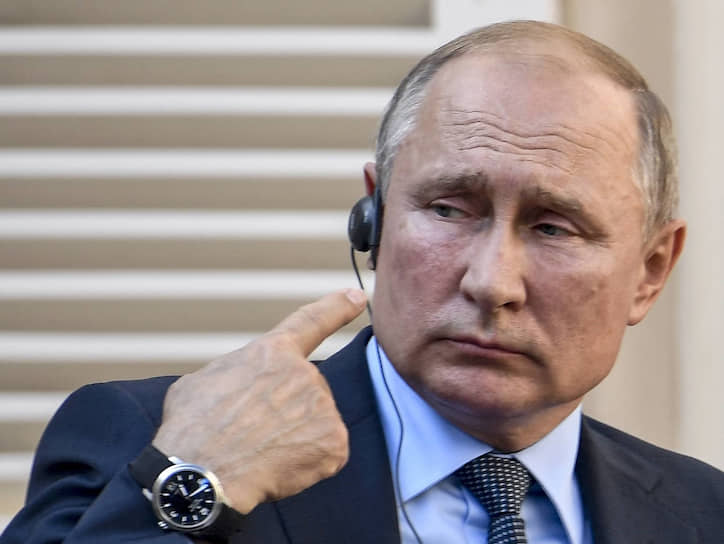 Президент России Владимир Путин заметил, что по крайней мере один кандидат через суд вернул себе право избираться в Московскую городскую думу