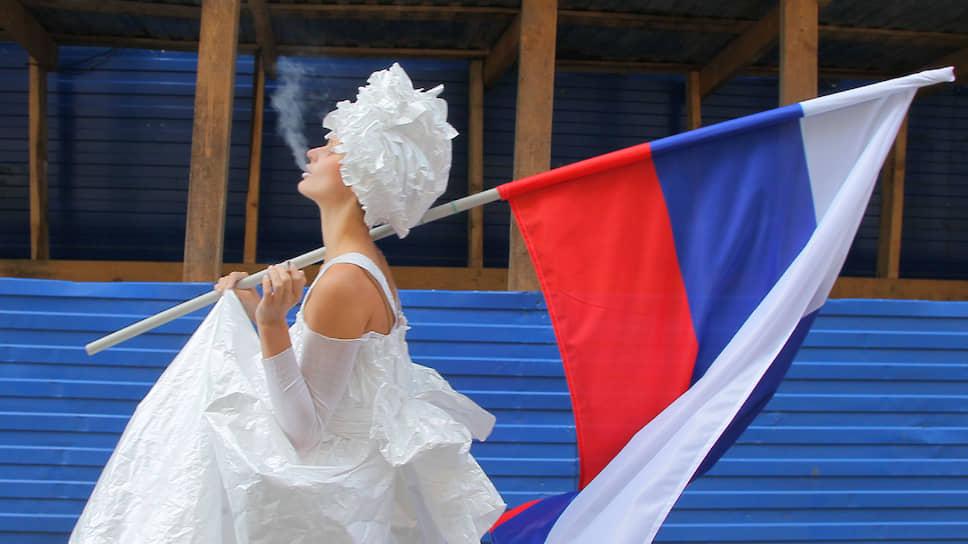 Митинг-концерт на проспекте Сахарова в честь Дня флага оказалось согласовать легче, чем митинг-концерт в поддержку незарегистрированных кандидатов