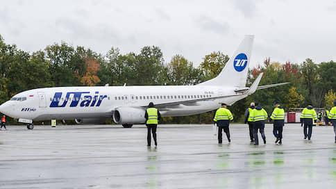 Utair разворачивает маршруты // Компания пытается получить допуски «Трансаэро» через ФАС