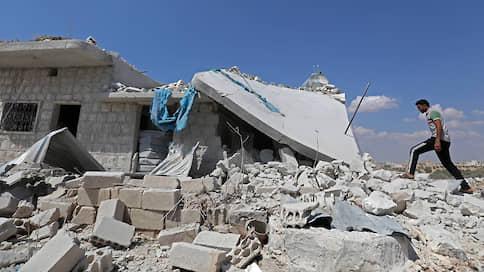 Сирийская армия пересматривает границы // В Москве одобрили наступление сил Башара Асада