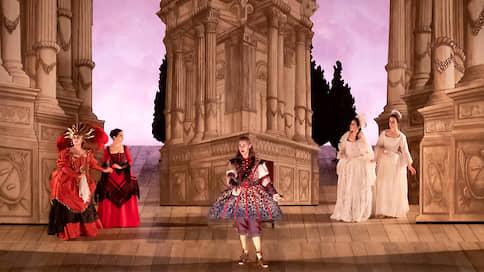 «Меропа» плюс // Опера Риккардо Броски на фестивале в Инсбруке