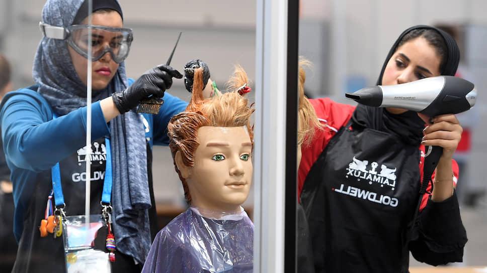 Участники проходящего в Казани мирового чемпионата по профессиональному мастерству WorldSkills-2019 противостоят глобальному тренду нехватки специалистов