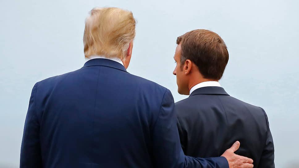 Как саммит G7 на французском курорте обострил разногласия мировых лидеров