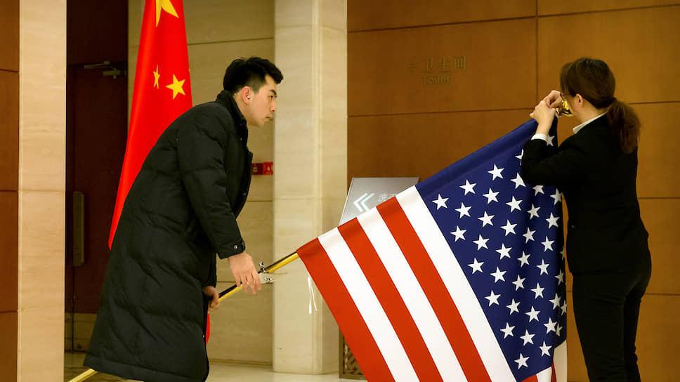 Как развивается торговая война США и Китая