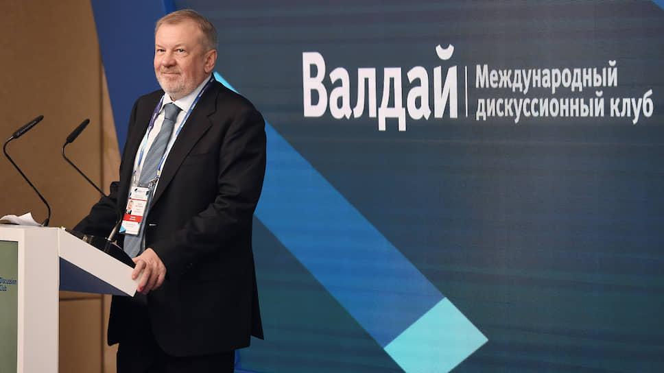 Председатель совета Фонда развития и поддержки клуба «Валдай» Андрей Быстрицкий о настоящем и будущем «группы семи»