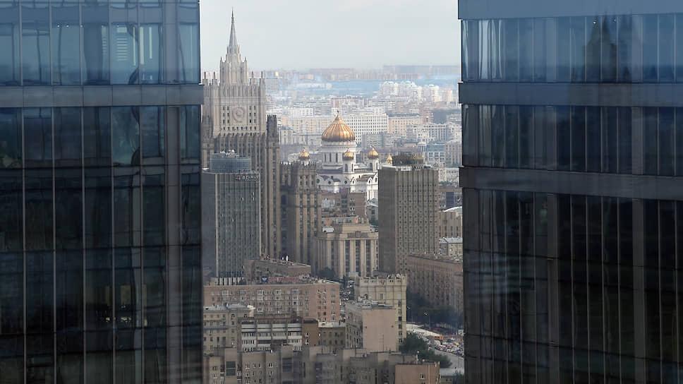 Как министерства планировали переезд в «Москва-Сити»