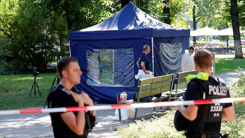 В Берлинском парке разобрались по-кавказски  / За убийство кистинского «авторитета» арестовали фиктивного сибиряка