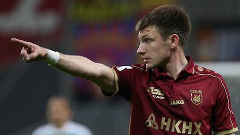 Денис Ткачук отбил бонус у «Рубина»  / CAS выступил против вводящих в заблуждение формулировок футбольных контрактов