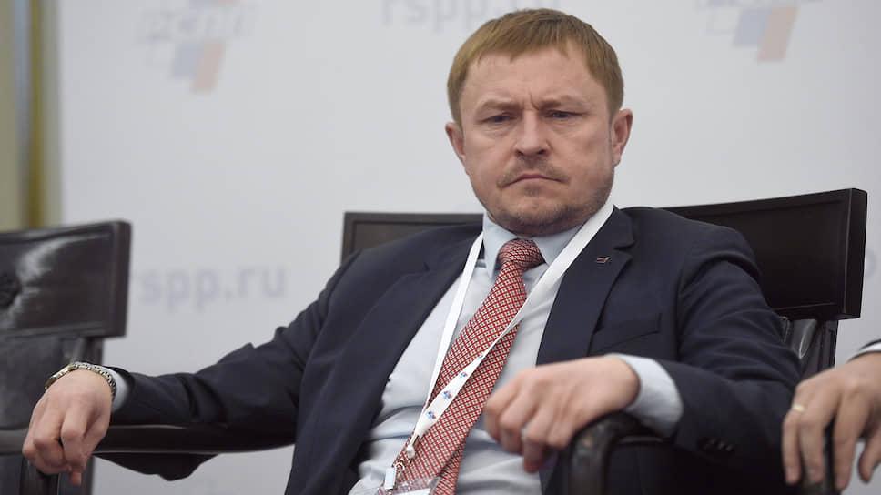 Президент «Опоры России» Александр Калинин