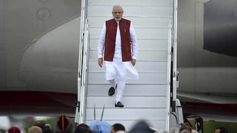 Мы в такие шагали Дели  / Главным гостем пятого ВЭФ станет индийский премьер Нарендра Моди