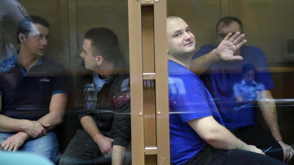 Украинские моряки могут отправиться на родину без своего дела