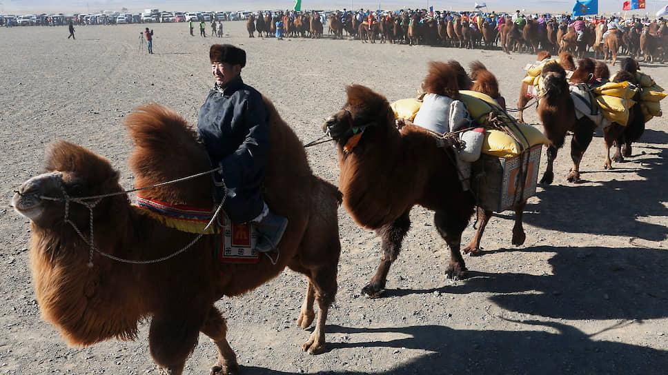 Кредит-Батор / Россия предоставит Монголии 100 млрд руб. на энергетику и инфраструктуру