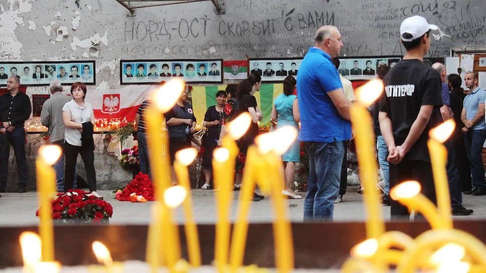 Почему пострадавшие в терактах попросили законодательной помощи