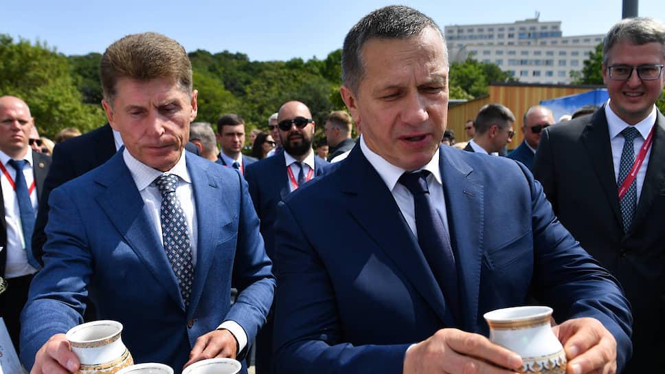 В отличие от прошлых лет организуемый полпредом президента и вице-премьером Юрием Трутневым Восточный экономический форум больше ориентируется на российские деньги