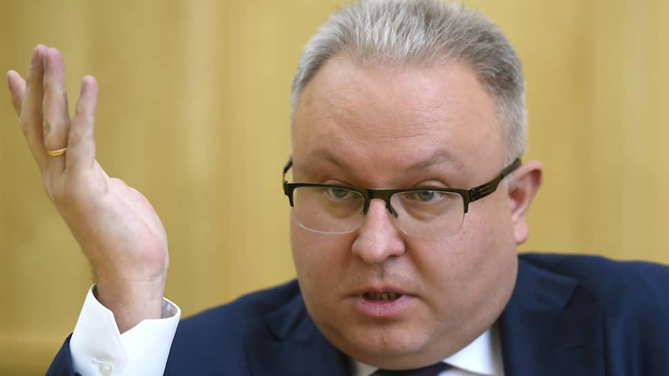 Глава ФСК Андрей Муров