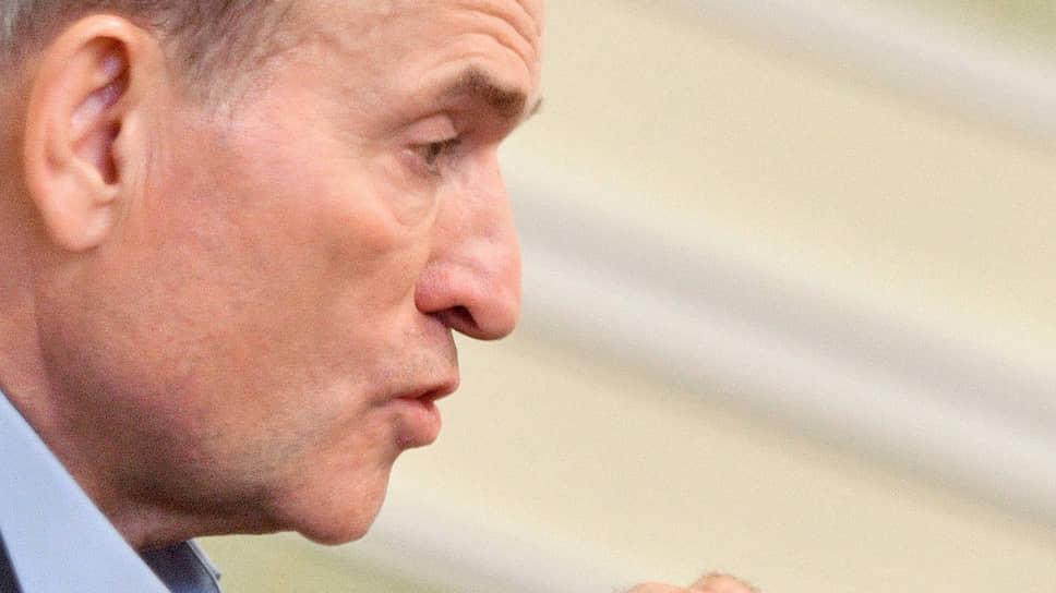 Почему у Виктора Медведчука на Украине начались серьезные проблемы