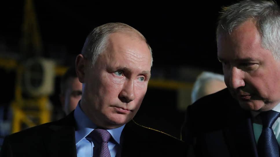 После того как Владимир Путин лично поддержал позицию «Роскосмоса», Дмитрию Рогозину осталось лично ощущать ответственность