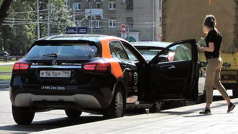 К аренде машин подключилась ГИБДД // Ведомство впервые представило данные о нарушениях пользователей каршеринга