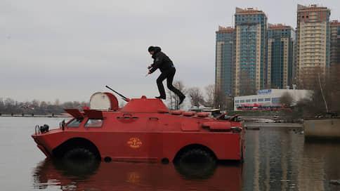 Минсельхоз вмешался в танковые дела // Гостехнадзор прекращает регистрацию списанных боевых машин по его указанию