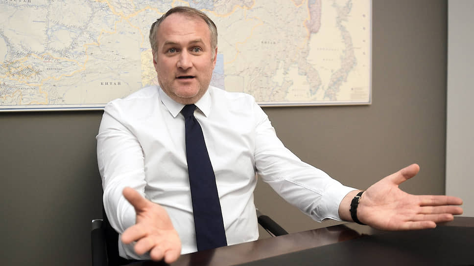 Глава ОТЛК ЕРА Алексей Гром