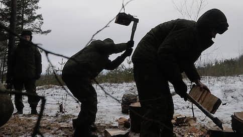 Из жизни военно-поленных // Продавцы дров осложнили обстановку на стрельбах ПВО