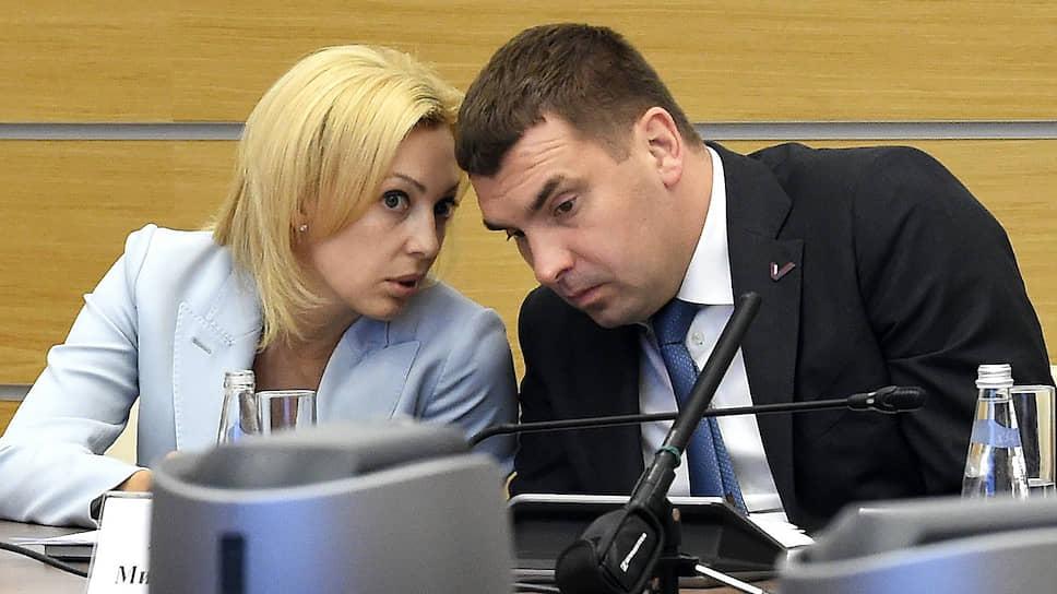 Ольга Тимофеева напомнила Михаилу Кузнецову, что ОНФ — это «движение людей, а не чиновников»