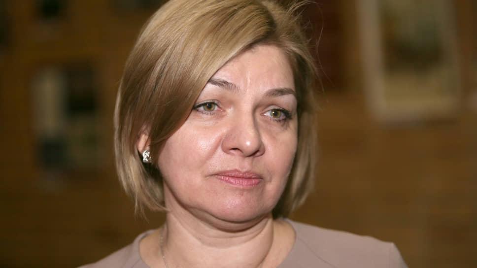 Заместитель главы Росимущества Елена Паткина