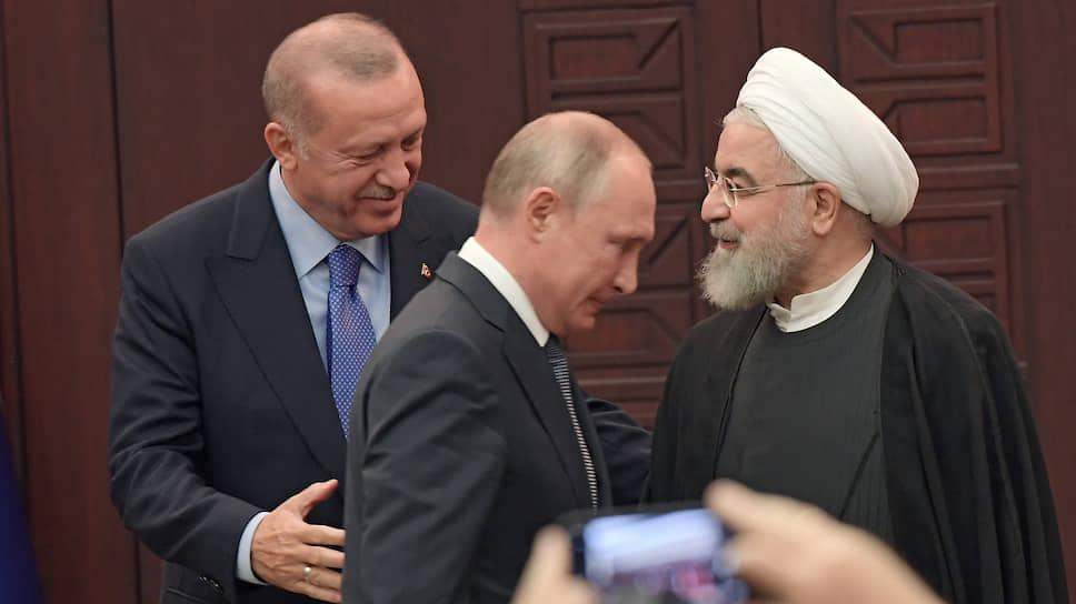 Дрон и молния / Как Владимир Путин в Анкаре всех насмешил
