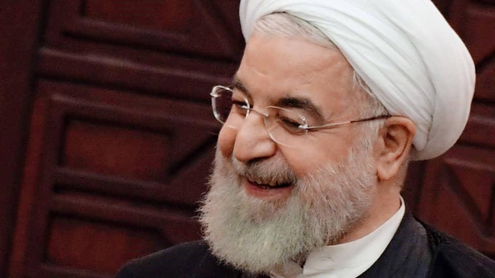 Президент Ирана был очень доволен предложением Владимира Путина для Саудовской Аравии — купить у России С-300 или С-400. Хасан Роухани сразу должен был представить реакцию США