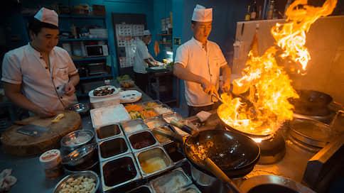 Китайская кухня заняла Москву  / В городе откроется ресторан на рекордных 2тыс. кв.м