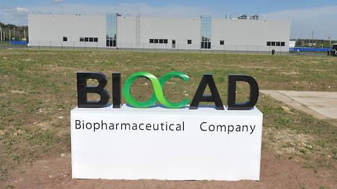 «Биокад» поделится лекарствами // Компания внесет в китайское СП права на препараты и $30 млн