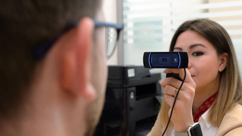 Биометрия застряла в банках
