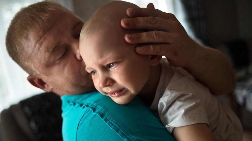 Оля очень скучает по своим волосам, которых лишилась после химиотерапии