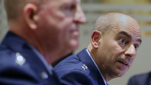 Наброс риторический // Генерал ВВС США Джеффри Ли Харригян не рассчитал силы удара своих высказываний по России