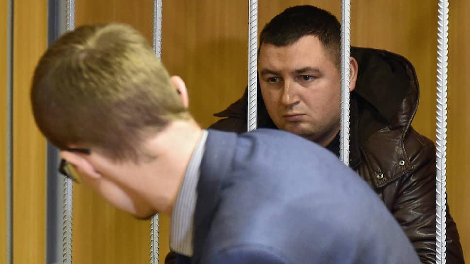 Прапорщик Смирнов проведет в СИЗО два месяца