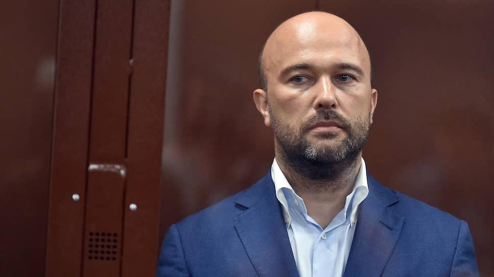 Бывший владелец Антипинского нефтеперерабатывающего завода Дмитрий Мазуров