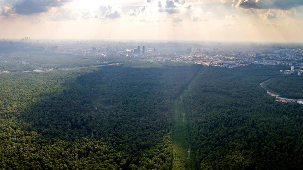 Жители опасаются, что пейзаж могут испортить четыре высотки от Seven Suns Development