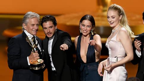 Emmy досмотрела «Игру престолов»  / Самый популярный сериал HBO поделил призы в главных номинациях с «Чернобылем» и «Дрянью»