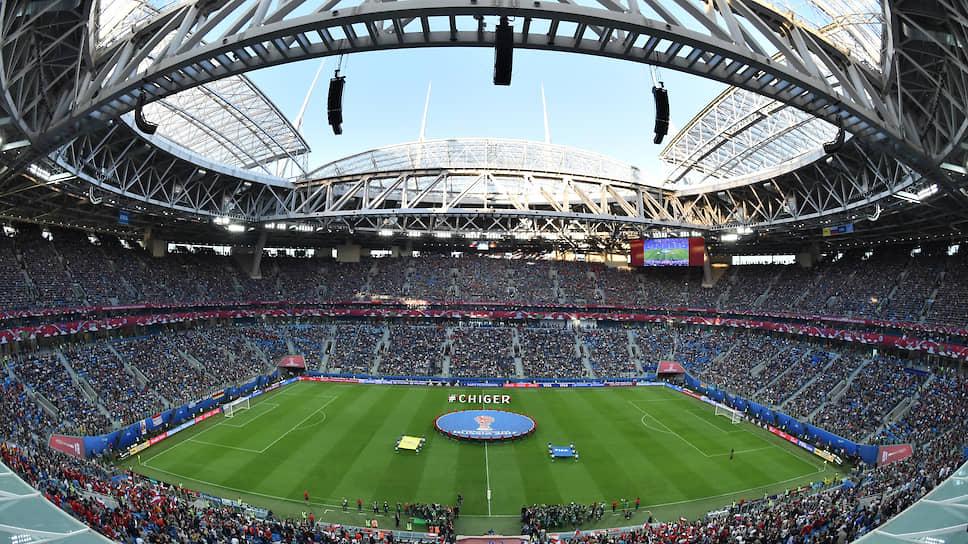 Санкт-Петербург дорос до Лиги чемпионов