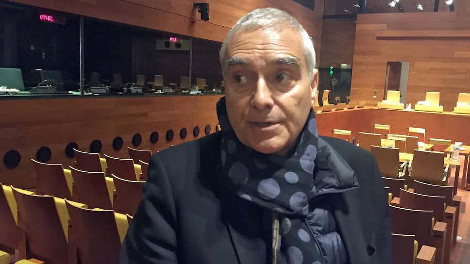 Доминик Перро: суд развивался в себе, переосмысливая себя