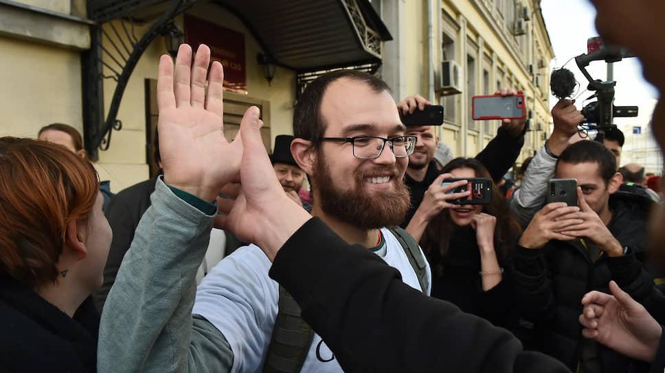 Алексей Миняйло дождался прекращения уголовного преследования раньше, чем Павел Устинов, покинувший СИЗО неделю назад