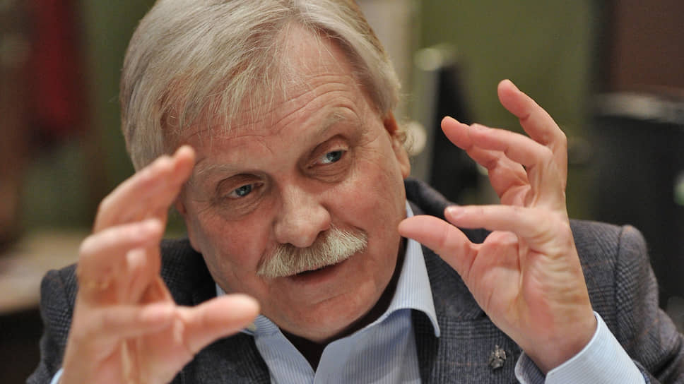 Бывший главный архитектор города Москвы Александр Кузьмин